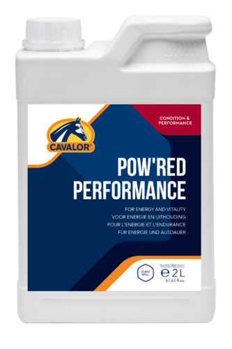 Cavalor Pow'red Performance 2L