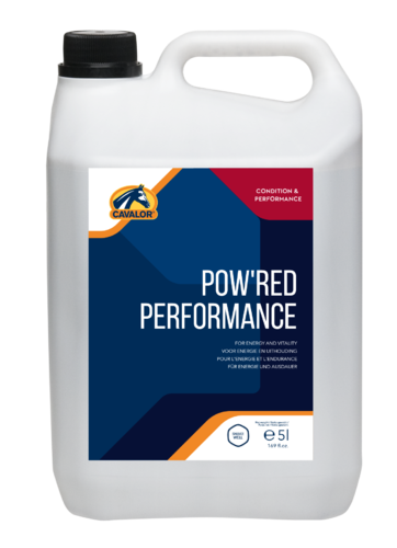 Cavalor Pow'red Performance 5L