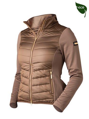 ES Active Performance Jacket Champagne