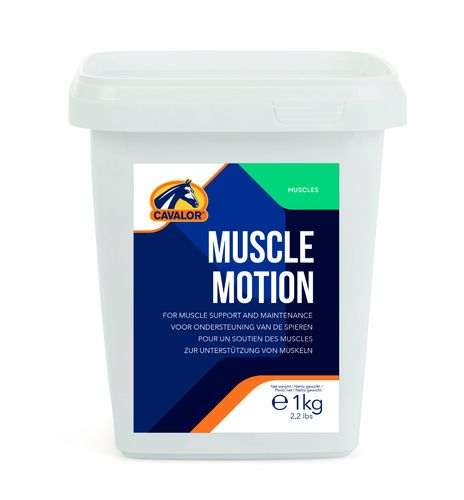Cavalor Muscle Motion 1kg