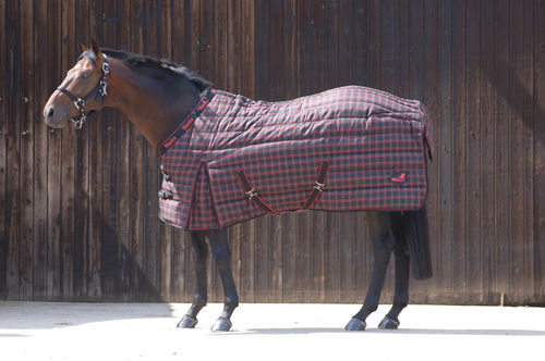 Masta Regal 425g Check Stable rug